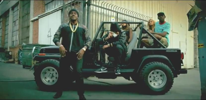 Move That Dope Future Pusha T Pharrell