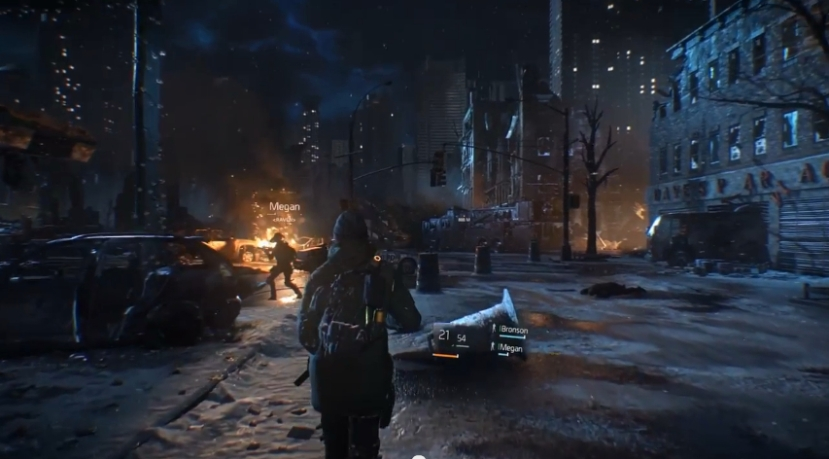 The Division SnowDrop 2