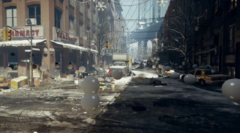The Division Snowdrop